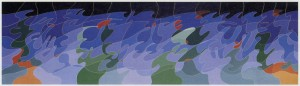 AF Fig 3 this can't be love 1987-1988 olio 40 x 120 A