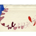 """studio 3"", s.d., acquarello, cm. 10 x 14"