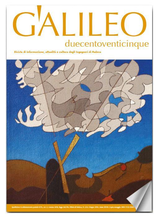 Copertina225-1 Galileo Magazine
