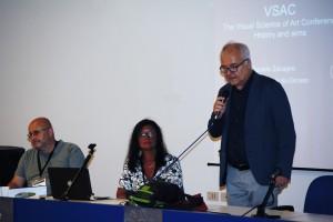 Tiziano Agostini, Rossana Actis-Grosso, Daniele Zavagno