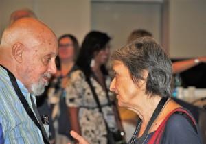 Laura Messina Argenton e Riccardo Luccio